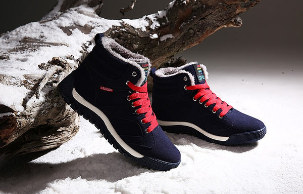 Winter shoes for men 3 colors