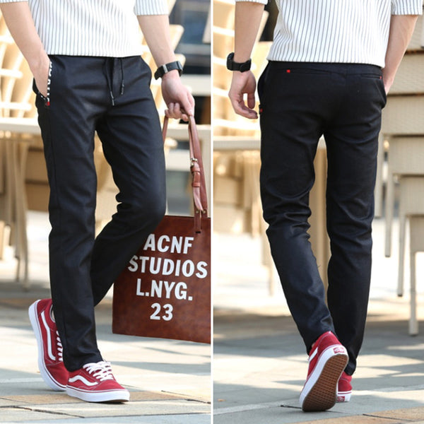 Black Pants Mens