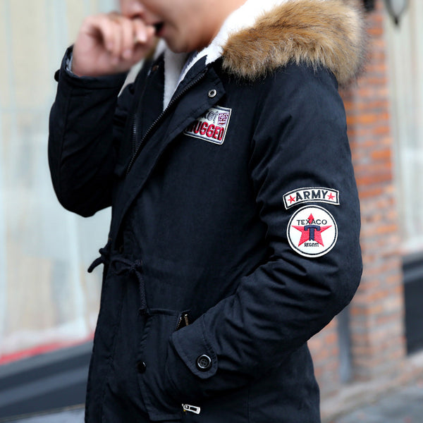 Mens Jacket Parka ( 4 colors )