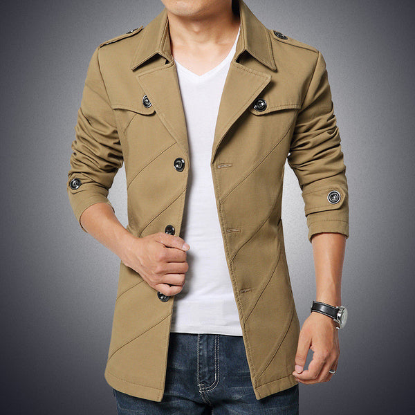 Men's Jacket Spring ( 3 colors )