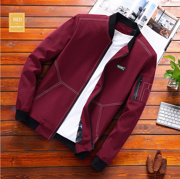 Men's jacket 4 colors