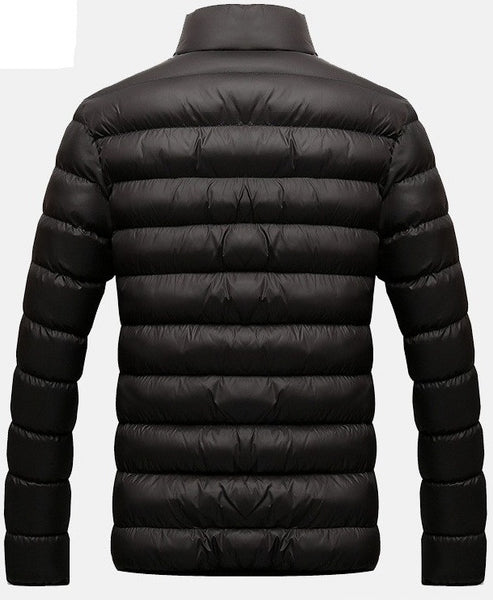 Winter Jacket Mens 4 colors