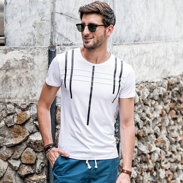 Men's T-shirt cotton 3 colors