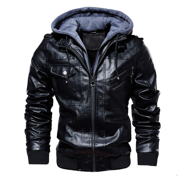 Leather Jackets 4 colors