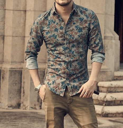 Floral Shirt LUXURY