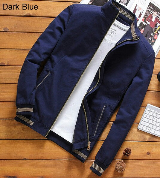 Men's jacket 5 colors