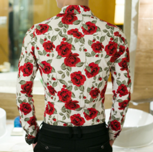 Rosa Floral Shirt 2 colors
