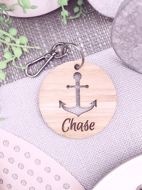 Anchor Bag Tag
