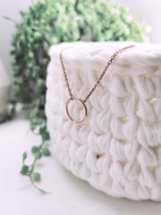 HANNAH - Eternity Necklace