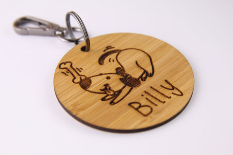 Dog Bag Tag