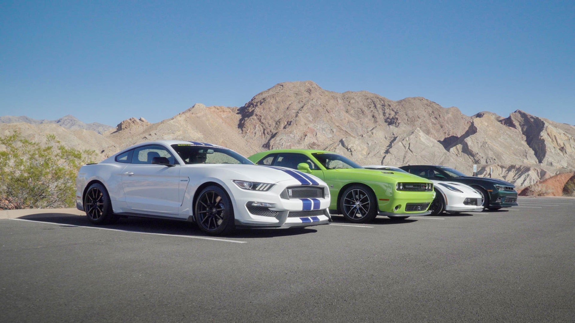 Muscle Car <br>Driving Tours
