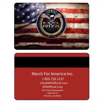 March For America Membership