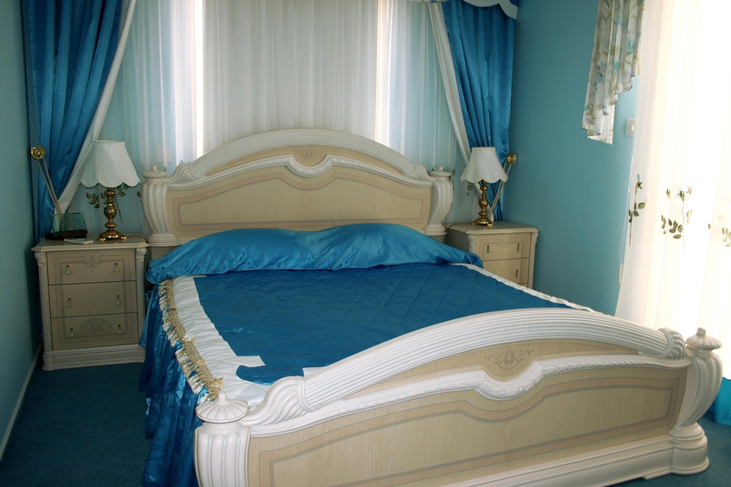 How To Update Your Curtains And Coordinate Them To Your Bed Sheets U2013  Overstocksheetclub.com