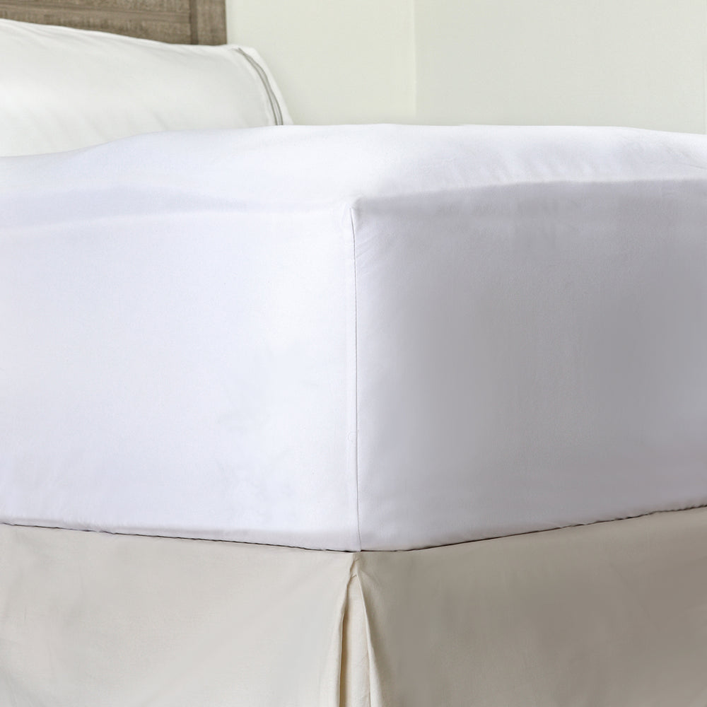 Amazing Extra Deep Pocket Fitted Sheet. 1800 Thread Count 22 Extra Deep Pocket  Fitted Sheet .