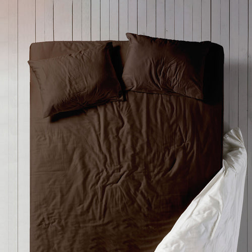 Twin Fitted Sheet, 1800 Thread Count, Ultra Comfort, Deep Pocket