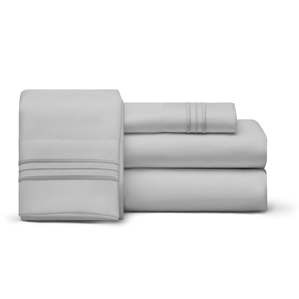Twin Sheets, 1800 Thread Count Egyptian Comfort Sheets, Deep Pocket