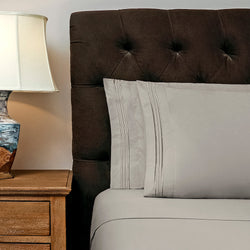 Queen 1800 Thread Count Egyptian Comfort Sheet Set