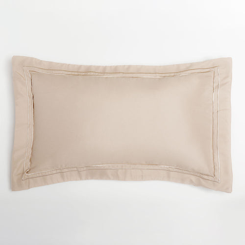 Lumbar Stitched Frame Pillowcase