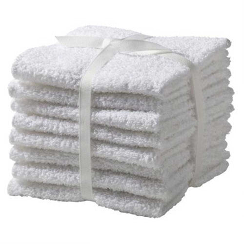 Hotel Collection Wash Cloths - 100% Cotton