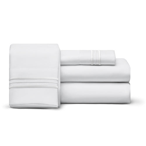 Twin XL Sheet Set, 1800 Thread Count Ultra-Comfort, Deep Pocket, Hypoallergenic Sheets