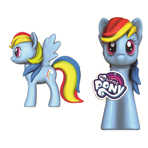 MY LITTLE PONY BAGNO SCHIUMA 3D 300 ml
