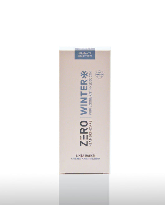 Zero headskincare crema anti freddo zero winter 75 ml