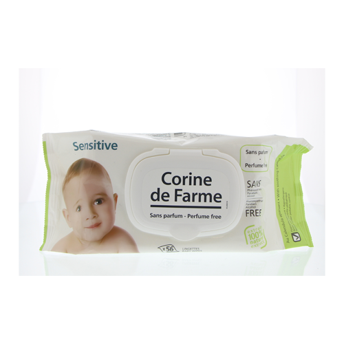 CORINE DE FARME - SALVIETTINE CAMBIO SENSITIVE