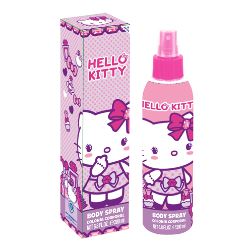 HELLO KITTY ACQUA PROFUMATA 200 ml