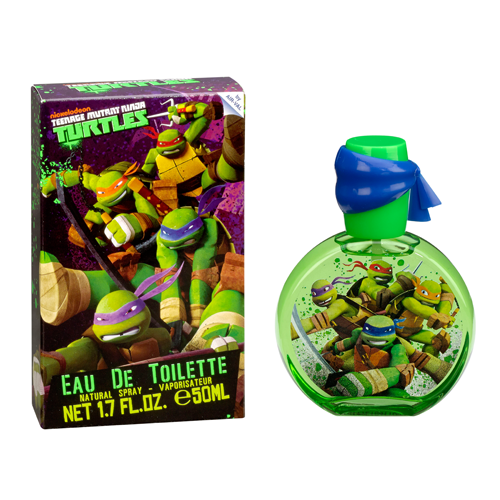 NINJA TURTLES  EAU DE TOILETTE 50 ml