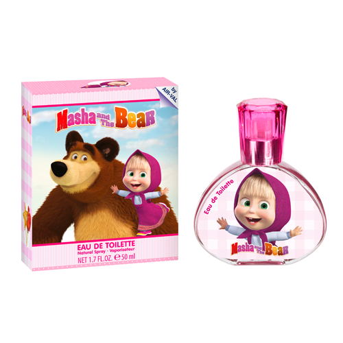 MASHA & BEAR EAU DE TOILETTE 50 ml