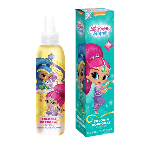 SHIMMER & SHINE ACQUA PROFUMATA 200 ml