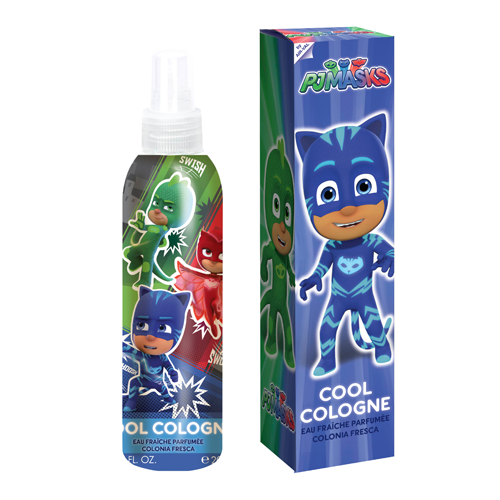 PJ MASKS ACQUA PROFUMATA 200 ml