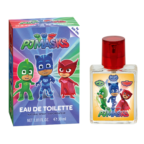 PJ MASKS EAU DE TOILETTE 30 ml