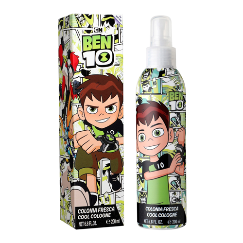 BEN10 ACQUA PROFUMATA 200 ml