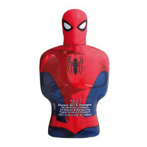SPIDERMAN DOCCIA GEL 2D 350 ml