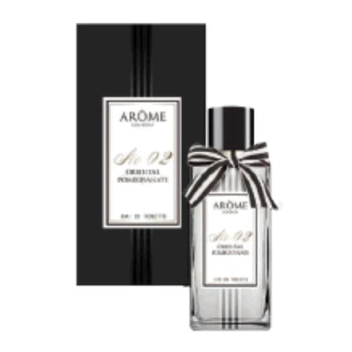 AROME LONDON  N2 ORIENTAL POMEGRANATE - ISPIRATO A  JO MALONE AROME N.2