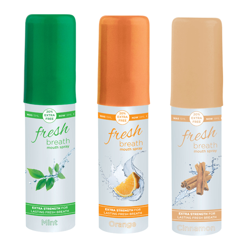 ALITO FRESCO - FRESH BREATH - GUSTO ARANCIO