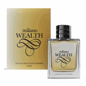 MILANO MAN EAU DE TOILETTE - WEALTH - ISPIRATO A PACO RABANNE ONE MILLION