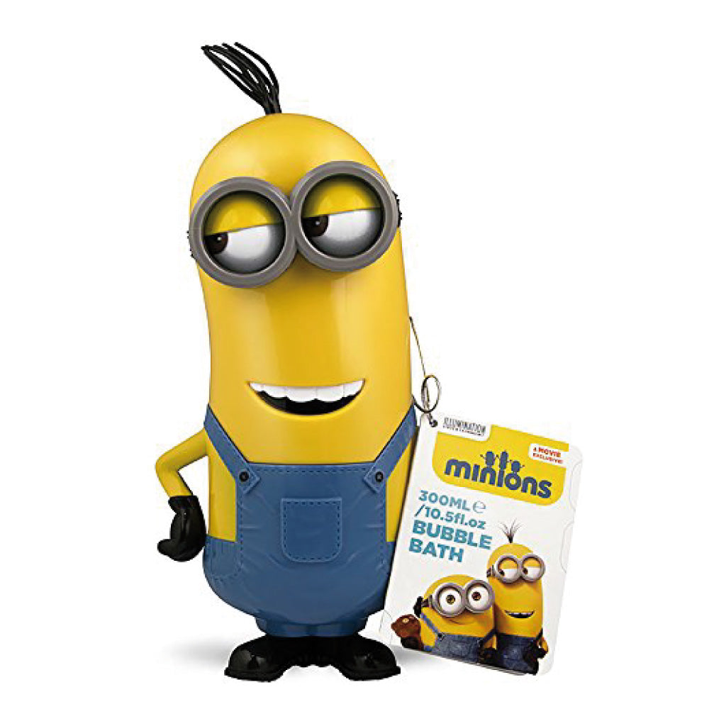 MINIONS 3D SHAMPOO & SHOWER GEL 300ml