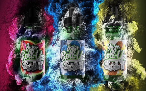 Juice Roll Upz Salt