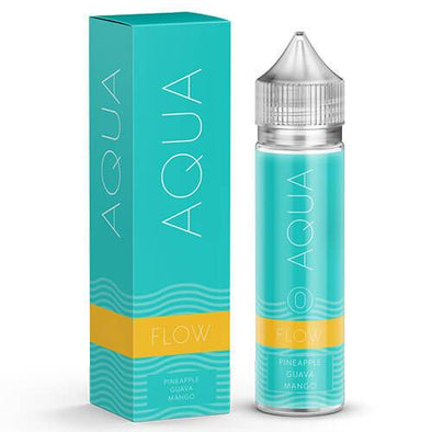 Flow - Aqua EJuice 60ml - Luxor Distro