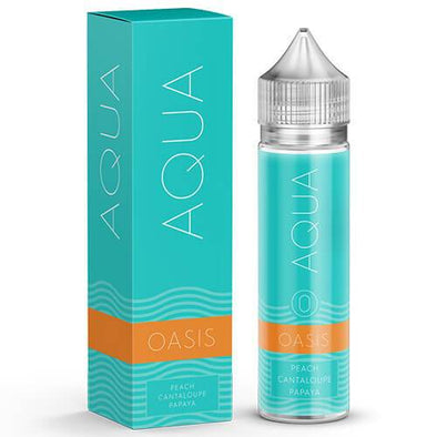 Oasis - Aqua EJuice 60ml - Luxor Distro