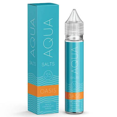 Oasis - AQUA Salt 30ml - Luxor Distro