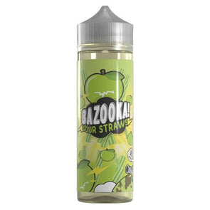 Sour Apple - Bazooka Vape 60ml - Luxor Distro