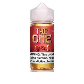 The One Apple - Beard Vape Co 100ml - Luxor Distro