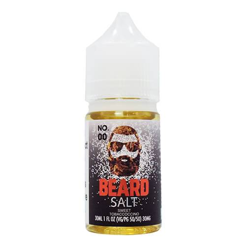 No. 00 - Beard Salt 30ml - Luxor Distro