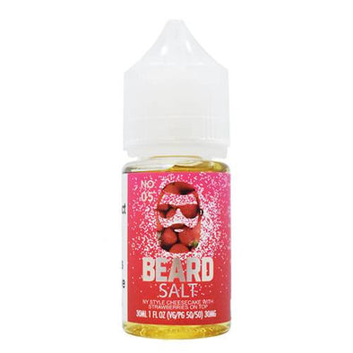 No. 05 - Beard Salt 30ml - Luxor Distro