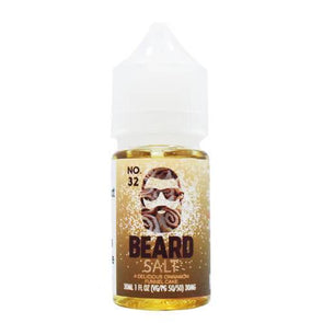 No. 32 - Beard Salt 30ml - Luxor Distro
