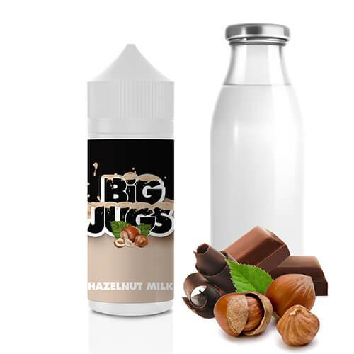 Hazelnut Milk - Big Jugs E-Juice 120ml - Luxor Distro