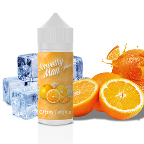 Citrus Tang Ice - Smoothy Man 120ml - Luxor Distro